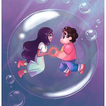 Steven Universe : Bubble Buddies by finalflyfar7