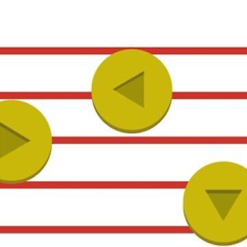 Zelda - Saria's Song by Missajrolls