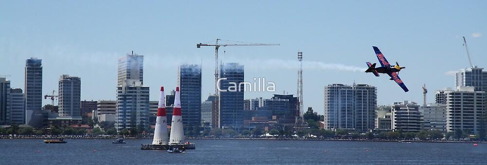 Air Race - Perth by Camilla