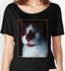 Portrait of a King Women's Relaxed Fit T-Shirt
