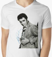 Elvis Presley, King of Rock and Roll, Signature T-Shirt