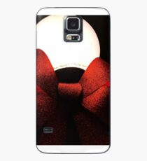 Light Globe on a Snowy Night  Case/Skin for Samsung Galaxy