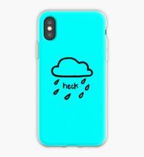Heck by Rachel Kear iPhone Case