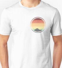 Pixel landscape Unisex T-Shirt