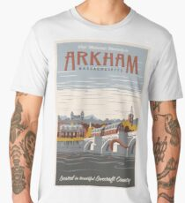 Arkham Asylum Men's Premium T-Shirt