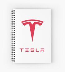 Tesla Spiral Notebook