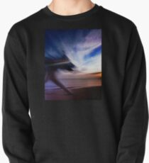 Ghost dog.  Pullover