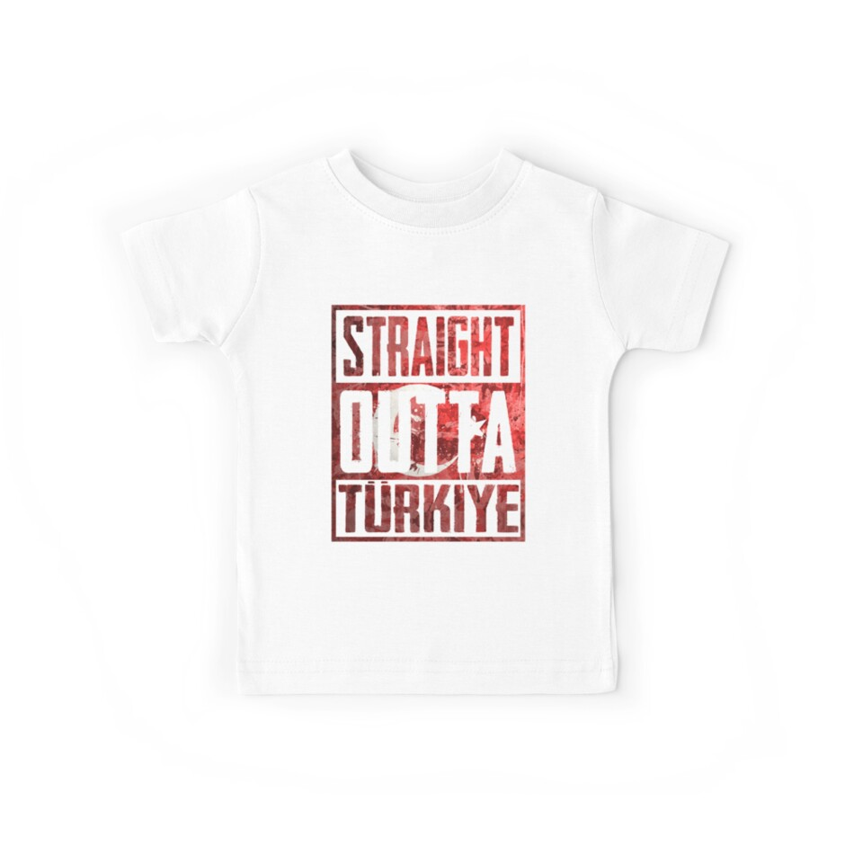 Straight Outta Türkiye by Delpieroo