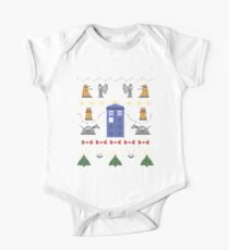 Whovian Christmas Kids Clothes