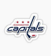 Washington Capitals Logo NHL Sticker