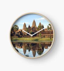Angkor Wat, Cambodia Clock