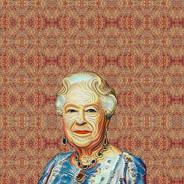 Queen Elizabeth II by Diego-t