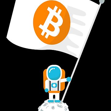 Bitcoin will Claim the Moon! by Mehdals