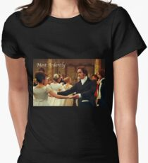 Pride and Prejudice - Most ardently Women's Fitted T-Shirt