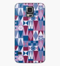 Mary Blair Carpet Case/Skin for Samsung Galaxy