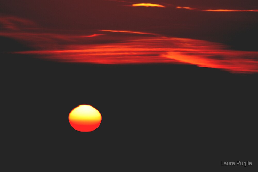 Isn't God Amazing Again? by Laura Puglia