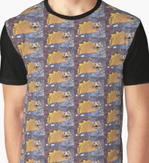 GALAXY KITTY IN TACO!! Graphic T-Shirt