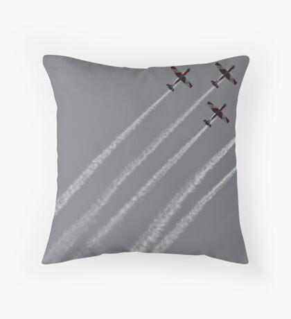 Red Bull Air Race Throw Pillow