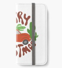 Merry Christmas iPhone Wallet/Case/Skin