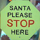 Santa Please Stop Here..........................................!!!!! by shanemcgowan