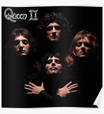 Queen II-color Poster