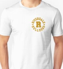 Riverdale Bulldogs - design two (white version) T-Shirt
