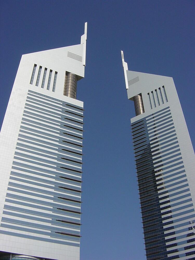 Emirates Towers - Dubai by presbi