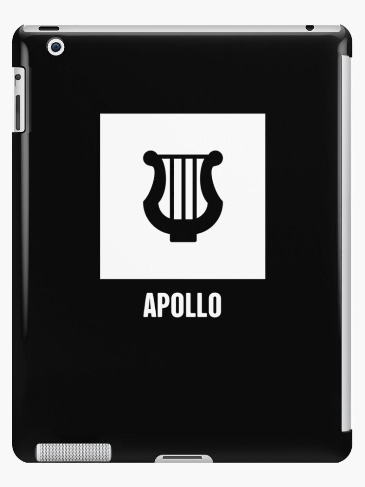 Apollo Greek Mythology God Symbol Ipad Cases Skins By Nathan
