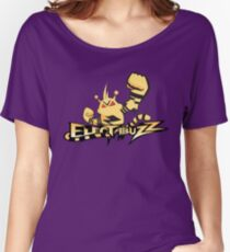Electabuzz Women's Relaxed Fit T-Shirt