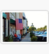 Historic Front Street Sticker