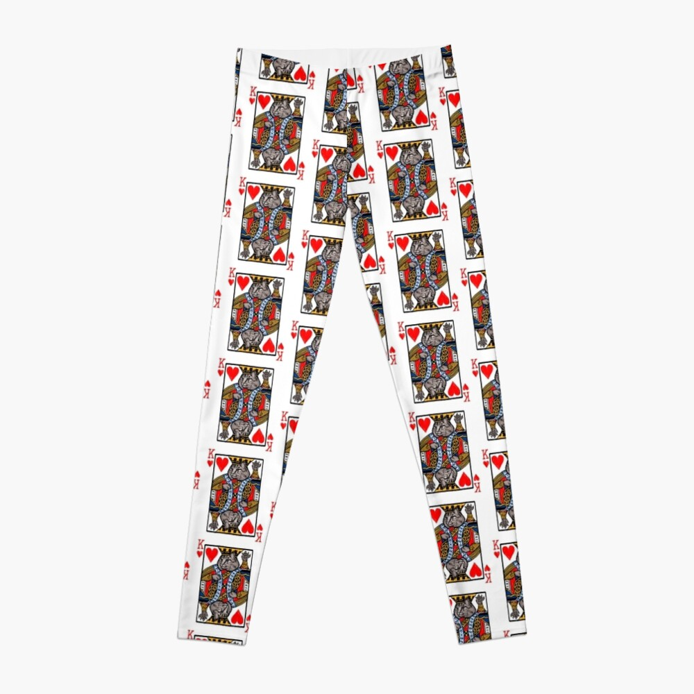 Moriarty, King of Hearts Leggings