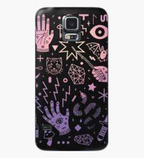 spell pastel goth Case/Skin for Samsung Galaxy