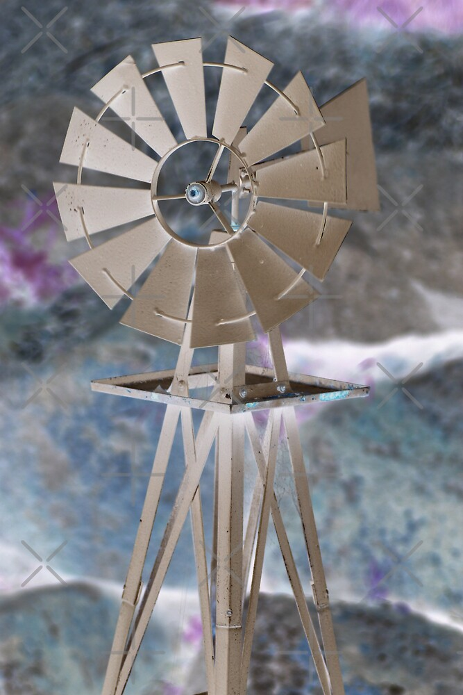 windmill by Joy Watson