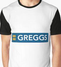 Greggs Logo Grafik T-Shirt
