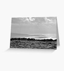 Blackhead, The Burren Greeting Card