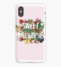 Sweet Creature Harry Styles iPhone Case/Skin