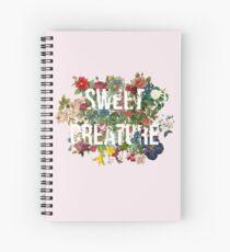 Sweet Creature Harry Styles Spiral Notebook