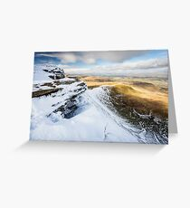 Brecon Beacons National Park Greeting Card