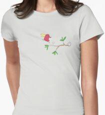 vögele Women's Fitted T-Shirt