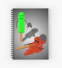 Popsicko Spiral Notebook