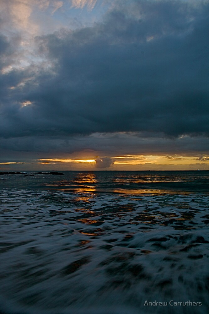Brooding Sun by Andrew Carruthers