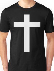 Faith (white) Unisex T-Shirt