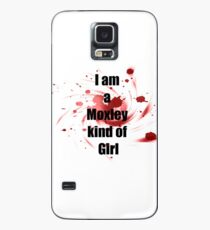 Moxley kind of girl Case/Skin for Samsung Galaxy