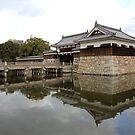Hiroshima Castle by Michael McCasland