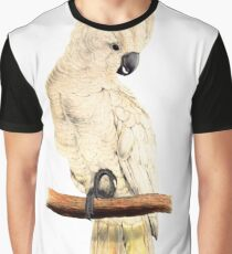 cockatoo bird lover Graphic T-Shirt