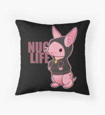 Nug Life Throw Pillow