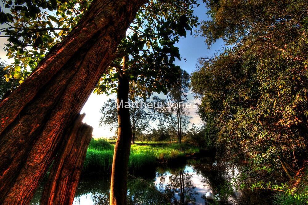 a secret place by Matthew Jones