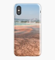 The Colorful Grand Prismatic Spring iPhone Case/Skin