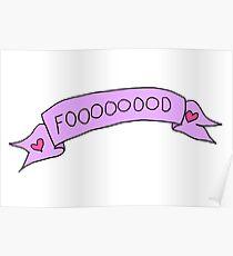 Foooooood Poster