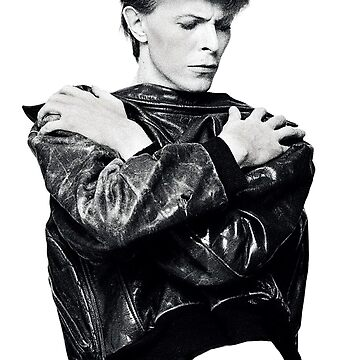 Old wave new wave DAVID BOWIE by AshleyThorpe